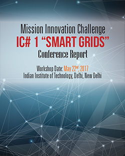 "Report on ""Smart Grid Innovation"" Challenge"