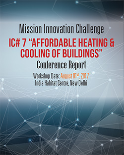 "Report on ""Affordable Heating & Cooling of Buildings Innovation"" Challenge"