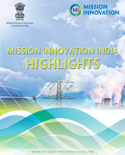 Mission Innovation India Highlights 2018-19