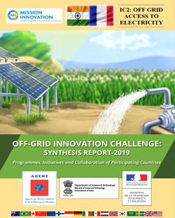 Off-Grid Innovation Challenge: Synthesis Report-2019